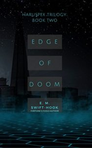 Book Review: EDGE OF DOOM by E.M. Swift-Hook