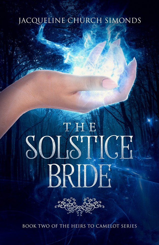 THE SOLSTICE BRIDE Cover Reveal!